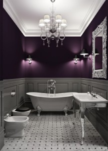deeep-purple-and-grey-bathroom