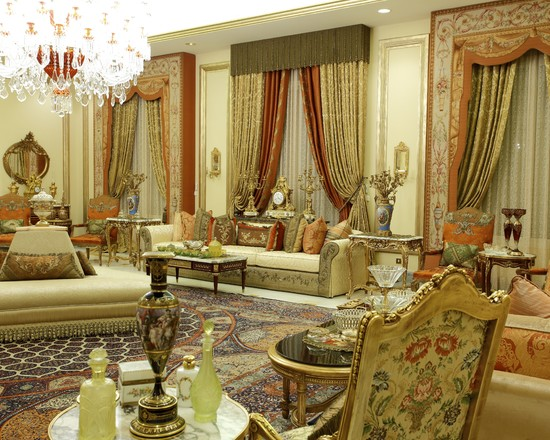 for Arabic interiors decoration