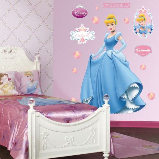 Cinderella-theme-ideas-kids-room-for-their-imagination