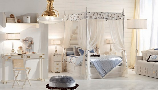 Great-sea-themed-furniture-for-girls-and-boys-bedrooms-by-Caroti-2-554x316  ديكور غرف نوم اطفال بنات | كيف تصممين قصر لأميرتك الصغيرة Great sea themed furniture for girls and boys bedrooms by Caroti 2