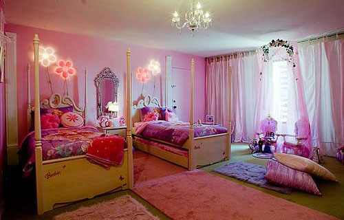 Teenage Girl Bedroom Design Ideas 1