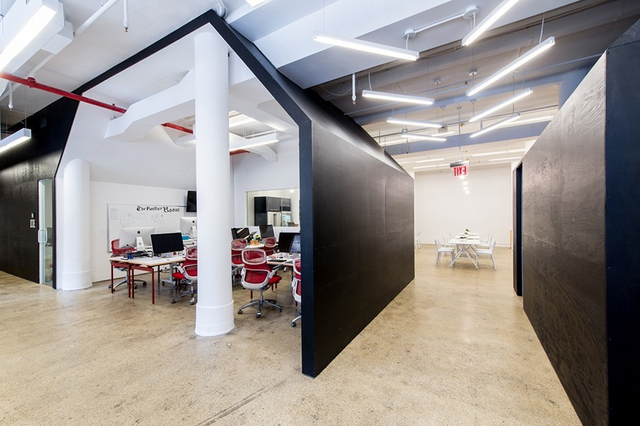 ����� ���� �������� Betaworks ������ betaworks-nyc-office