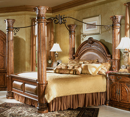 victorian-canopy-bed