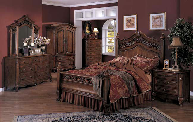 Classic Style Furniture Bedroom Ideas